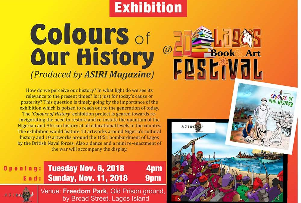 Colors of Our History