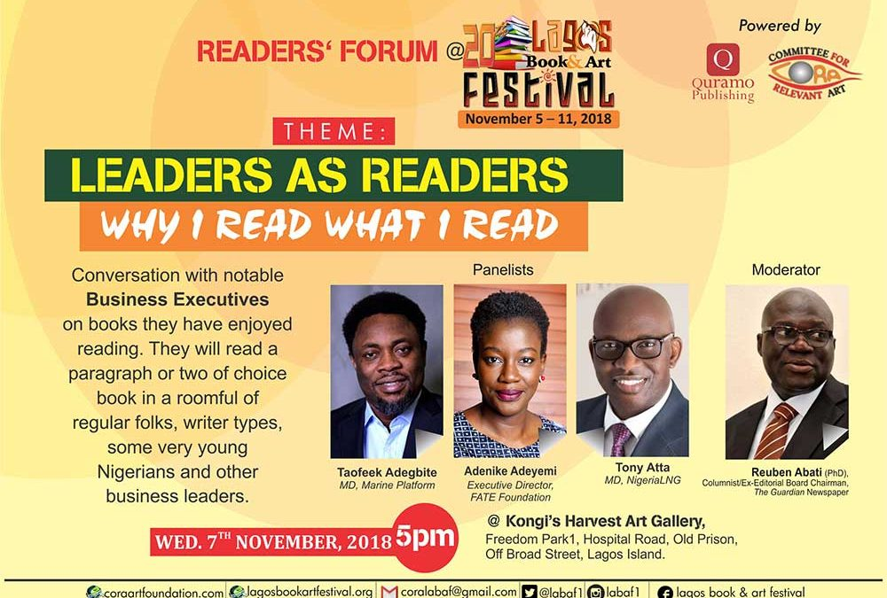 Leaders As Readers