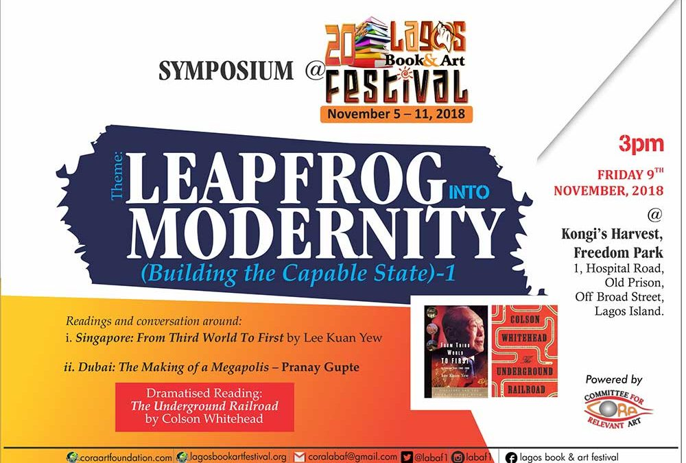 Leapfrog Into Modernity