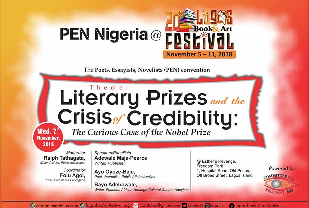 PEN Literary Prizes
