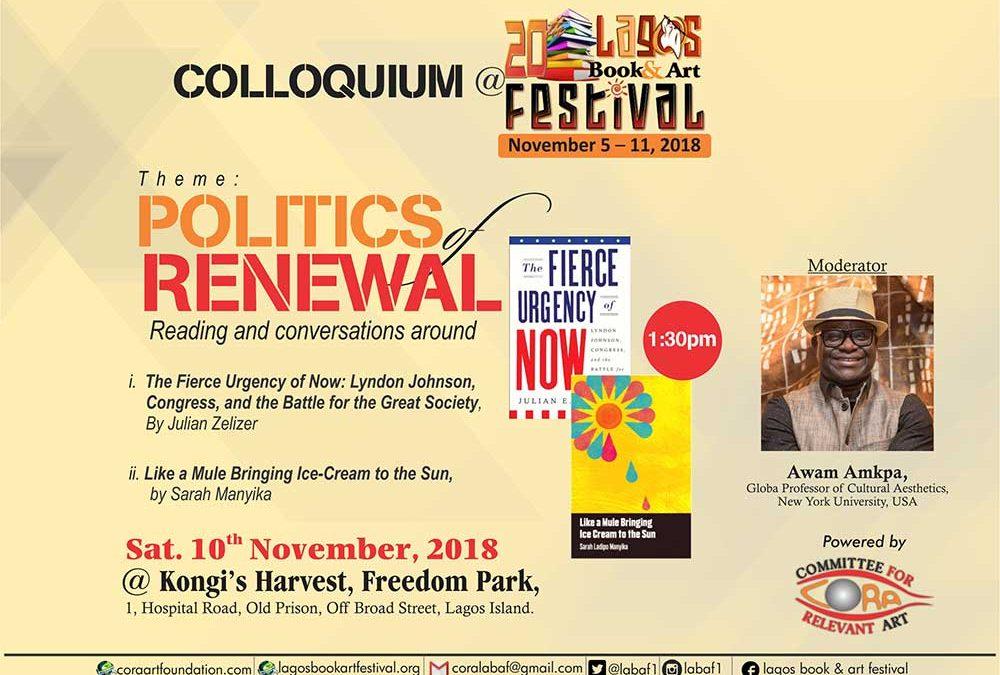 Politics of Renewal