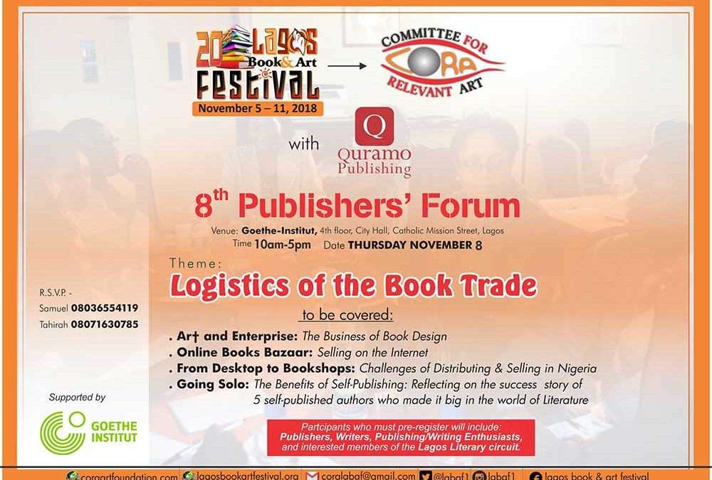 Publisher's Forum