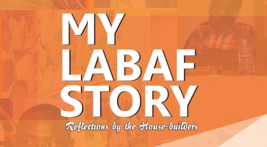 THE LABAF@20 PUBLICATION