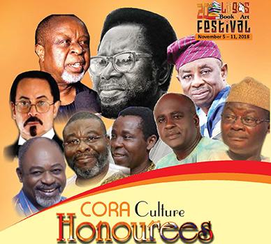 CORA Culture Honourees