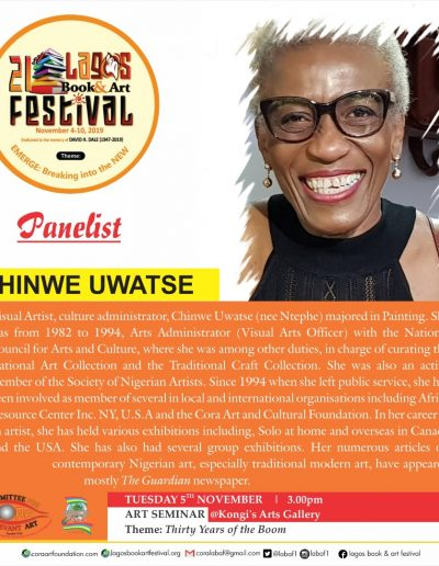 CHIN UWATSE