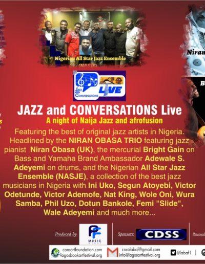 Jazz conver