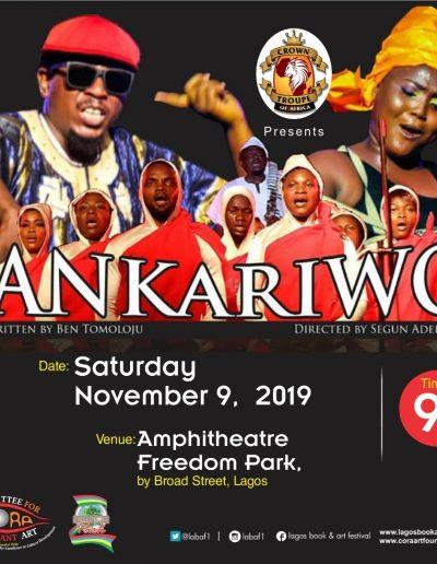 JANKARIWO@LABAF 2019