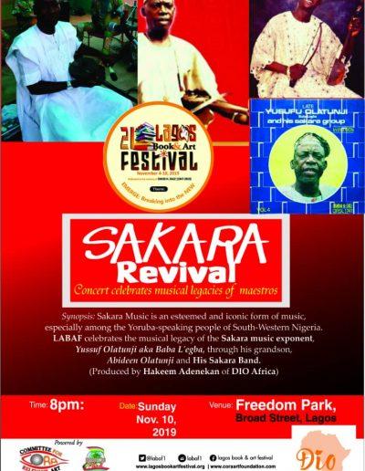 Sakara revival