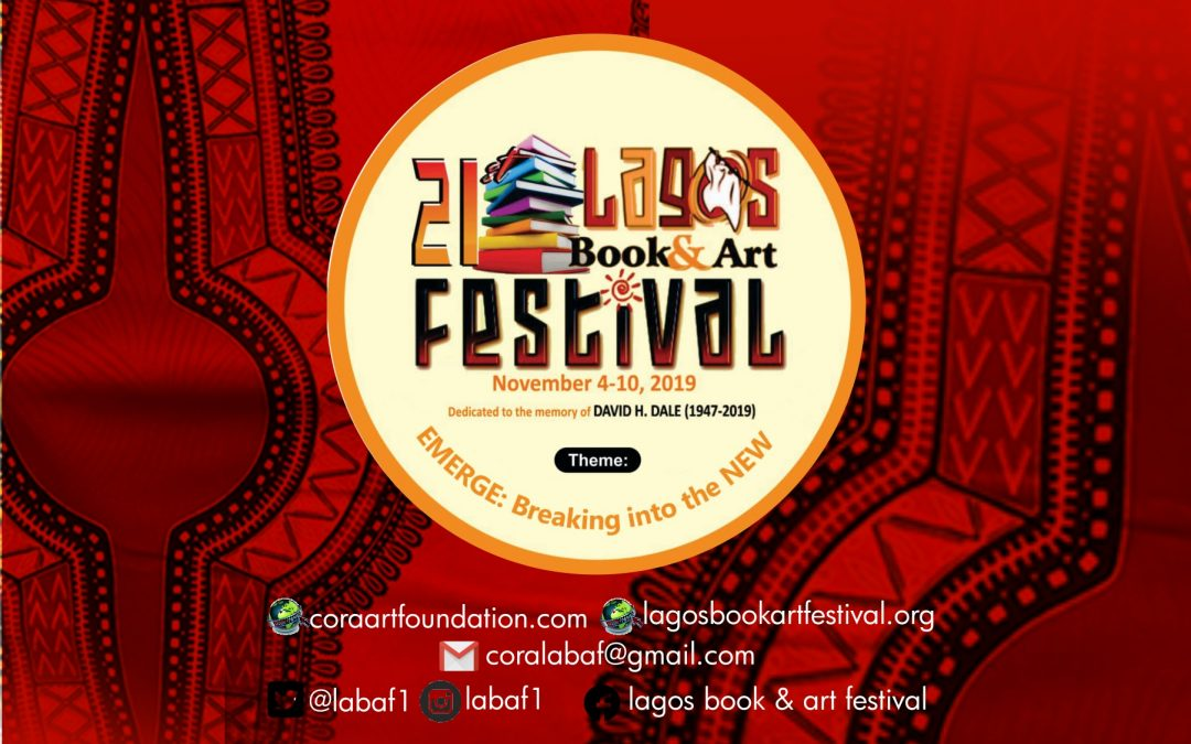 11 Books Headline the 21st Lagos Book Festival